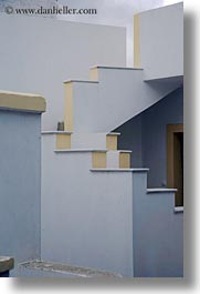angling, cases, europe, greece, naxos, stairs, vertical, white wash, photograph