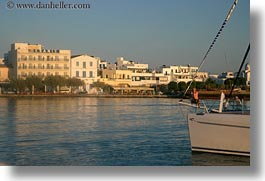 boats, europe, greece, harbor, horizontal, tinos, towns, womens, photograph