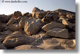 big, boulders, europe, greece, horizontal, rocks, tinos, photograph