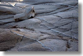 europe, greece, horizontal, rocks, stripes, tinos, photograph