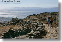 europe, greece, hiking, horizontal, janice, roa, roads, rockies, scenics, tinos, photograph