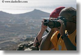 artists, europe, greece, horizontal, joyce rao, men, people, photographers, photographing, rao, senior citizen, tourists, photograph