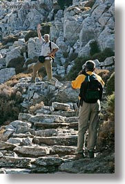 artists, europe, greece, joyce rao, kostas, men, people, photographers, photographing, rao, senior citizen, tourists, vertical, photograph