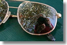 artists, cameras, clothes, europe, glasses, greece, horizontal, men, people, photographers, reflect, reflections, self portrait, sunglasses, tourists, photograph