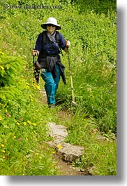 angela, angela lo re, europe, groups, hiking, hungary, people, senior citizen, vertical, womens, photograph
