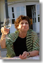 angela, angela lo re, europe, glasses, groups, hungary, people, senior citizen, toasting, vertical, wines, womens, photograph