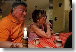 candles, couples, emotions, europe, groups, harvey linda weiner, harveys, horizontal, hungary, lindas, men, people, senior citizen, smiles, womens, photograph