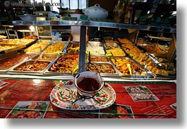 budapest, buffet, central market hall, europe, foods, horizontal, hungary, indians, photograph