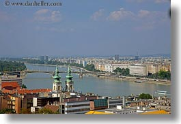 budapest, buildings, cityscapes, clouds, danube, europe, horizontal, hungary, nature, rivers, sky, structures, photograph