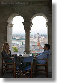 budapest, cafes, cityscapes, conceptual, couples, emotions, europe, hungary, men, people, romantic, vertical, womens, photograph