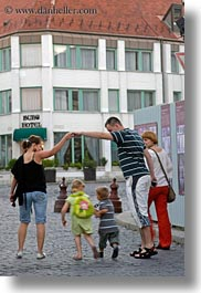 budapest, childrens, europe, hands, holding, hungary, people, vertical, photograph