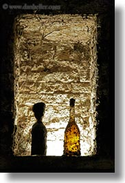 bottles, europe, grof degenfeld castle hotel, hungary, old, vertical, wines, photograph