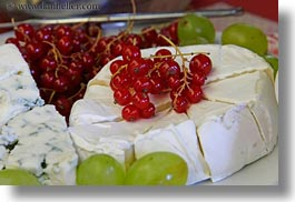 berries, cheese, europe, foods, horizontal, hungary, red, tarcal, photograph