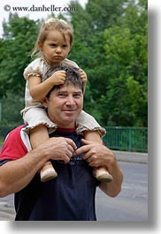 daughter, emotions, europe, fathers, hungary, people, smiles, tarcal, vertical, photograph