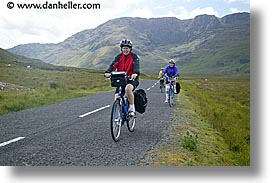 bikers, biking, connaught, connemara, europe, helens, horizontal, ireland, irish, mayo county, western ireland, photograph