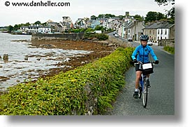 bikers, biking, connaught, connemara, europe, horizontal, ireland, irish, jills, mayo county, western ireland, photograph