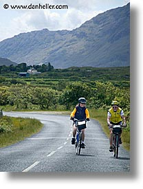 bikers, connaught, connemara, europe, ireland, irish, jills, mayo county, patsy, vertical, western ireland, photograph