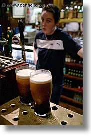 bars, clifden, connaught, connemara, europe, ireland, irish, mayo county, tending, vertical, western ireland, photograph
