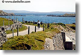 biking, coastal, connaught, connemara, europe, horizontal, inishbofin, ireland, irish, mayo county, western ireland, photograph