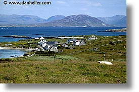 connaught, connemara, europe, horizontal, inish, inishbofin, ireland, irish, mayo county, towns, western ireland, photograph