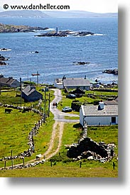 connaught, connemara, europe, inishbofin, ireland, irish, landscapes, mayo county, vertical, western ireland, photograph