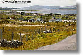 bayside, connaught, connemara, europe, homes, horizontal, ireland, irish, landscapes, mayo county, western ireland, photograph