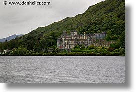 abbey, connaught, connemara, europe, horizontal, ireland, irish, kylemore, mayo, mayo county, western ireland, photograph