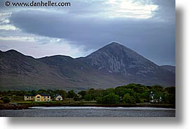 connaught, connemara, croagh, europe, horizontal, ireland, irish, mayo, mayo county, mountains, patricks, western ireland, photograph