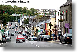 busy, connaught, connemara, europe, horizontal, ireland, irish, mayo county, streets, western ireland, photograph