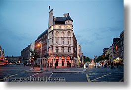 buildings, capital, cities, dublin, eastern ireland, europe, eve, evening, horizontal, ireland, irish, leinster, photograph