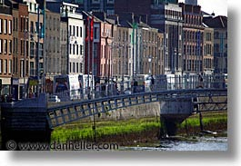 bridge, capital, cities, cityscapes, dublin, eastern ireland, europe, horizontal, ireland, irish, leinster, liffey, photograph