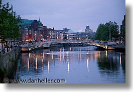 capital, cities, cityscapes, dublin, eastern ireland, europe, eve, evening, horizontal, ireland, irish, leinster, liffey, slow exposure, photograph