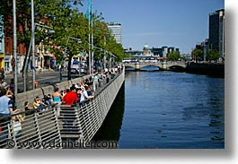 capital, cities, cityscapes, dublin, eastern ireland, europe, horizontal, ireland, irish, leinster, liffey, rivers, photograph