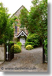 capital, cities, dalkey, driveway, dublin, eastern ireland, europe, ireland, irish, leinster, vertical, photograph
