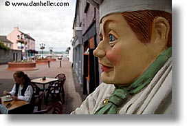 cooks, cork, cork county, crazy, europe, horizontal, ireland, irish, munster, youghal, photograph