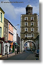 arches, cork, cork county, europe, ireland, irish, munster, vertical, youghal, photograph