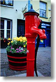 cork, cork county, europe, ireland, irish, munster, pumps, red, vertical, photograph