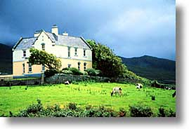 cork county, dingle, dingle penninsula, europe, farmhouse, horizontal, ireland, munster, photograph
