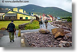 cork county, europe, horizontal, ireland, irish, kerry, kerry penninsula, munster, promenade, ring of kerry, waterford county, western ireland, photograph