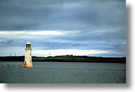cork county, europe, horizontal, houses, ireland, lighthouses, lights, loop head, loophead penninsula, munster, rivers, shannon, photograph