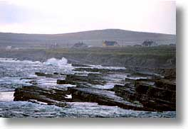 cork county, europe, horizontal, ireland, irish, loop head, loophead penninsula, munster, rockies, shores, photograph