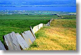 cliffs of moher, cork county, europe, fences, horizontal, ireland, irish, moher cliffs, munster, stones, photograph