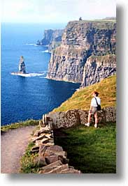 cliffs of moher, cork county, europe, ireland, irish, moher cliffs, munster, point, vertical, views, photograph