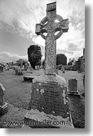 black and white, county shannon, europe, graves, ireland, irish, shannon, shannon river, terryglass, vertical, photograph