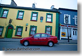 buildings, county shannon, dublin, europe, horizontal, ireland, irish, killaloe, shannon, shannon river, photograph
