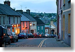 buildings, county shannon, dublin, europe, horizontal, ireland, irish, killaloe, shannon, shannon river, slow exposure, photograph
