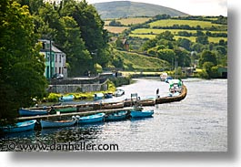 boats, county shannon, dublin, europe, horizontal, ireland, irish, killaloe, shannon, shannon river, photograph