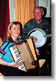 accordion, banagher, banjo, county shannon, europe, ireland, irish, lough derg, shannon, shannon river, vertical, photograph