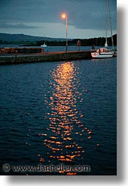 county shannon, dock, europe, ireland, irish, lamps, lough derg, shannon, shannon river, vertical, photograph