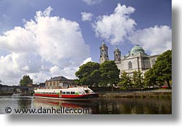 athlone, boats, europe, horizontal, ireland, irish, river barge, shannon princess, shannon princess ii, water vessel, photograph